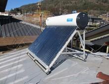 自然循環式太陽熱温水器 SUNARTH サナース